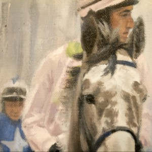 Sara Hodson- Equestrian Paintings