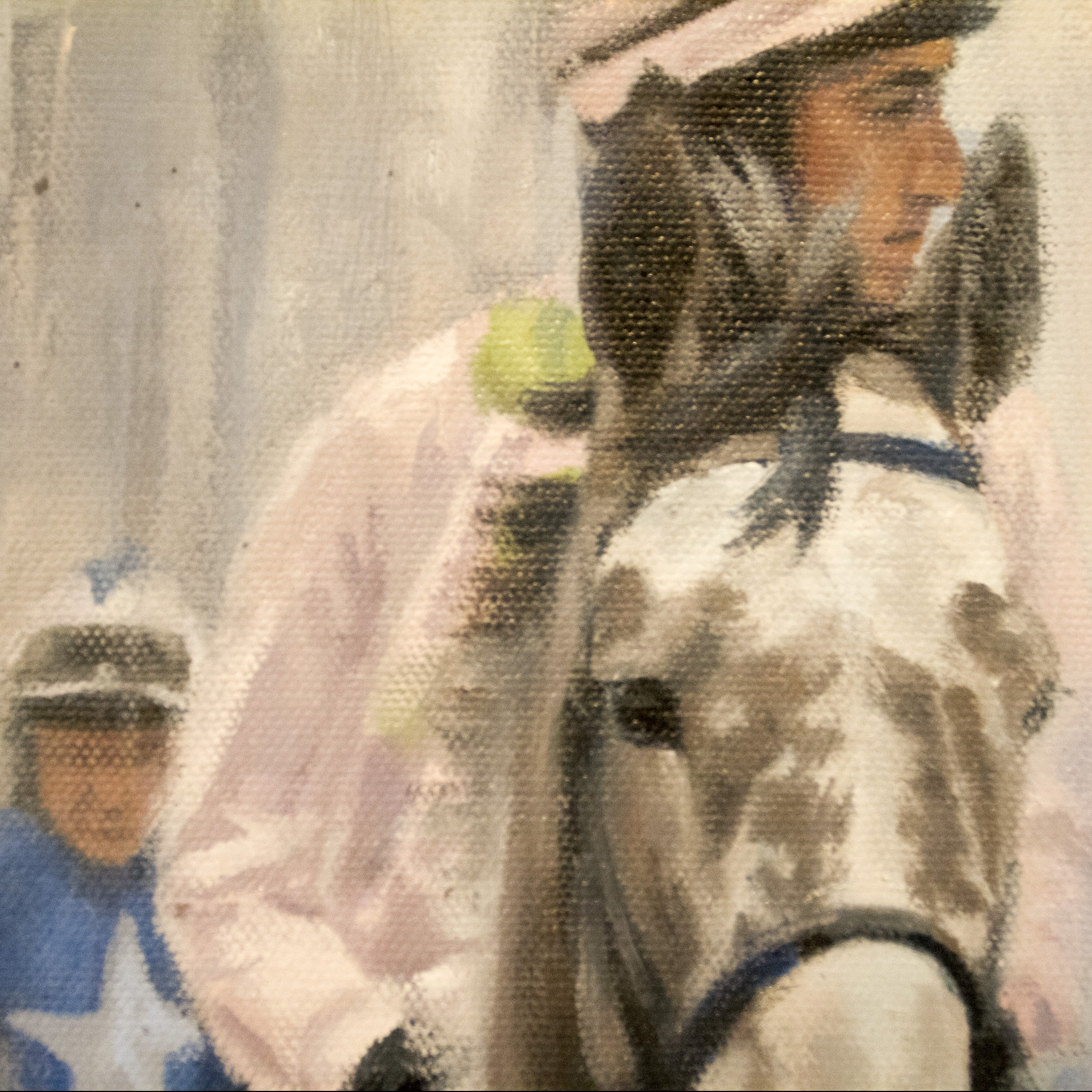 Sara Hodson- Equestrian Paintings