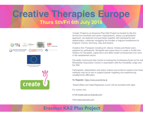Creative Therapies Europe