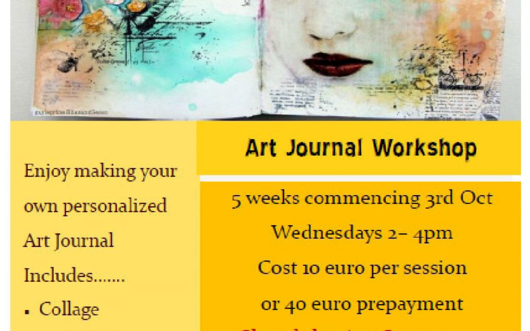 Art Journal Workshop