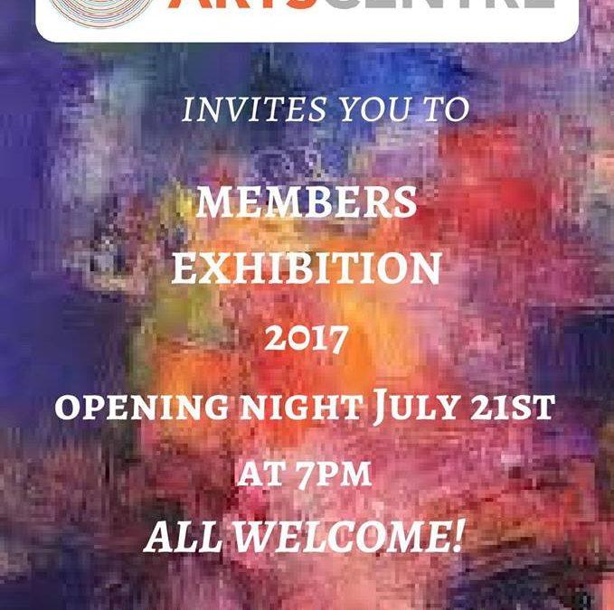 Members Exhibition 2017